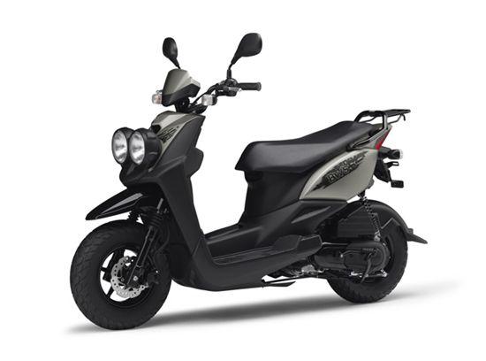 2015款雅马哈BWS50即将在日本发售