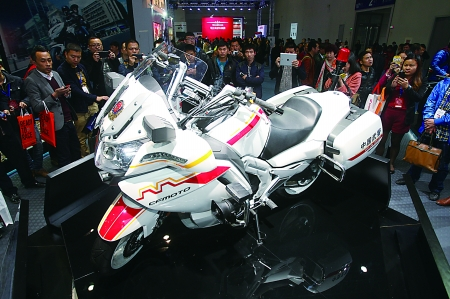 从交通工具变为娱乐工具重庆摩托车产业发展谋求转