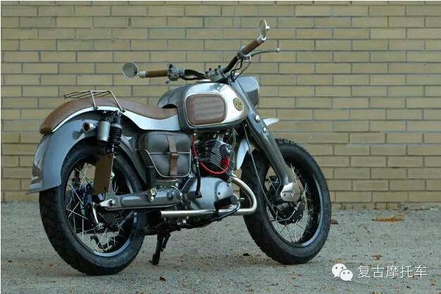 本田70复古摩托车_本田复古摩托车honda ca95