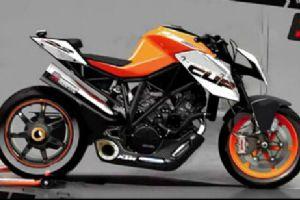野兽的诞生:KTM 1290 Super Duke R