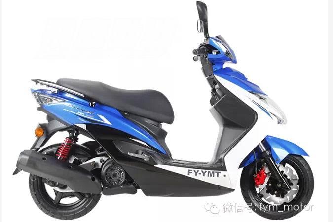 牛摩网 摩托车大全 飞鹰 劲战fy125t-3j
