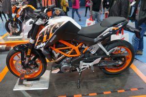 2014摩博会KTM 2014 390 DUKE
