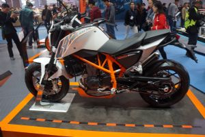 690 DUKE(在华销售)2014摩博会KTM 2014 DUKE 690(7张)