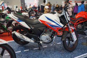 2014摩博会飞肯FK150-11A飞影