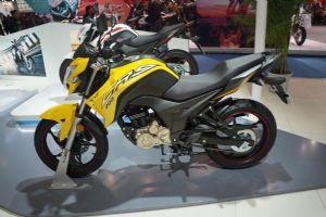 2014摩博会LX150-59(CR5)