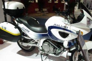 JH600B-A(警用版)2014摩博会JH600-A警用版(5张)