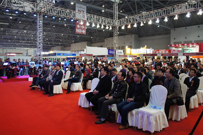 2014中国摩托车年度车型大奖在重庆揭晓