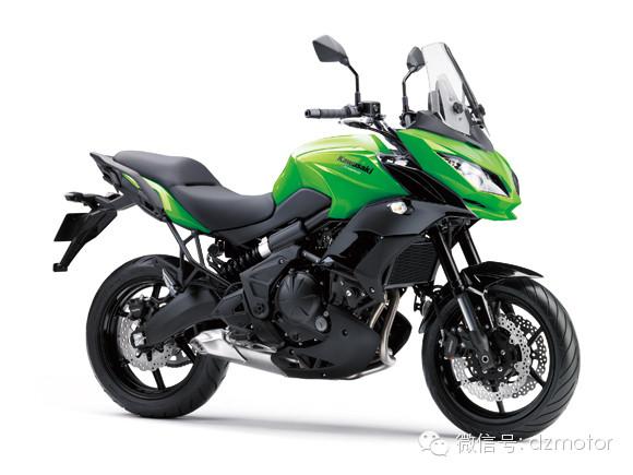 全新进化2015款KawasakiVersys650ABS