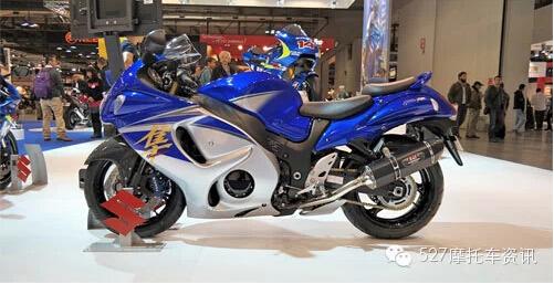 """2015款铃木GSX1300R""""隼""""标配ABS"""