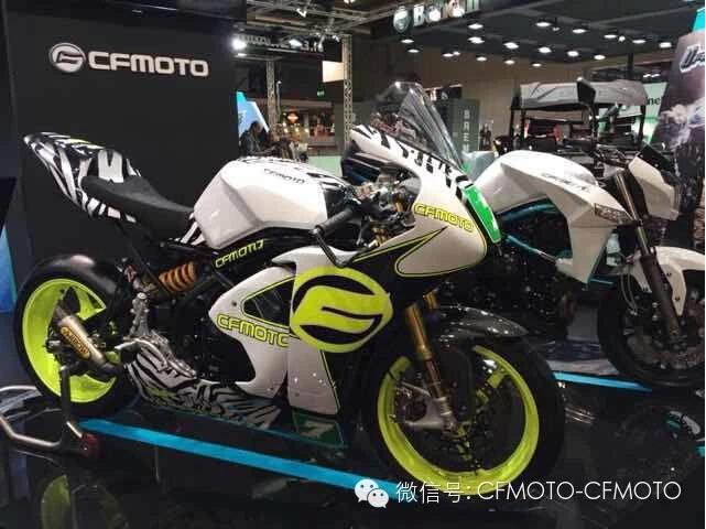 春风受邀参展2014米兰国际摩托车展览会