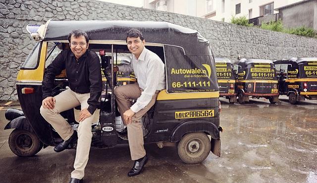 印度三轮摩的市场的管理