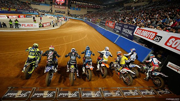 MotoGP冠军的假期换一个赛事继续夺冠