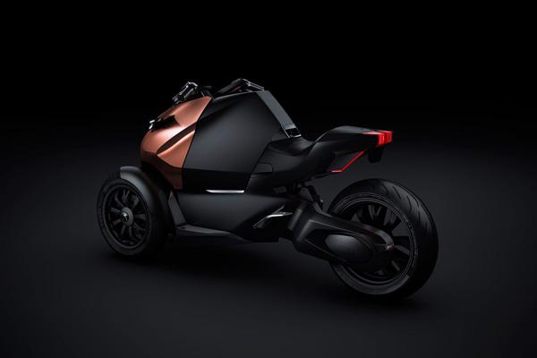 没那么简单标致Onyx踏板摩托