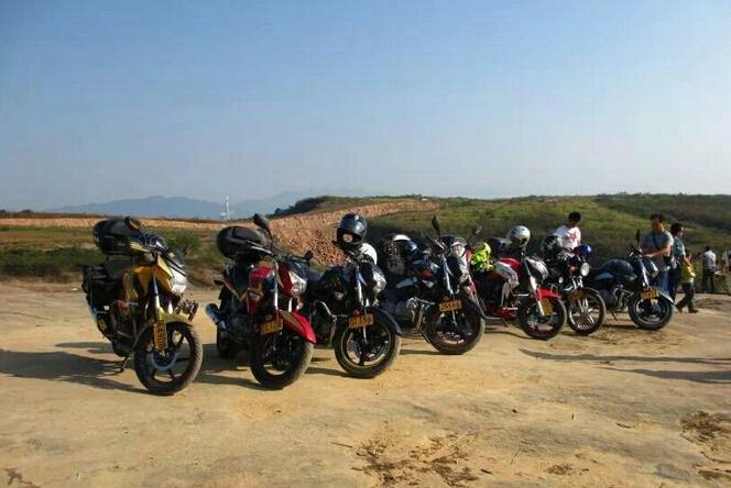 本田摩托带给我们的快乐与自由