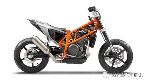 KTM将推小排量V型双缸发动机