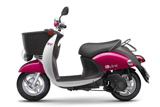 雅马哈于台湾发布电动绵羊E-VINO
