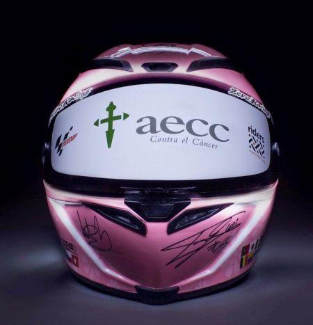 迄今为止最贵的头盔价值31万美元的AGV