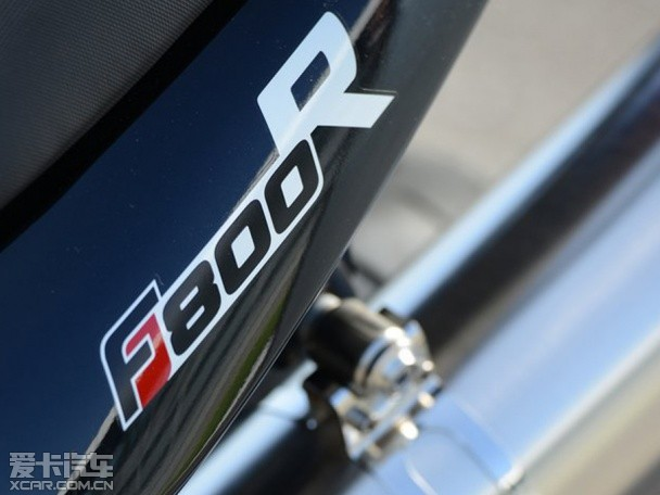 宝马摩托车F800R上市销售价10.95万元
