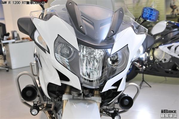追击无限宝马霸气警用摩托车
