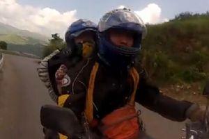 一辆125摩托,20天,行程6172公里