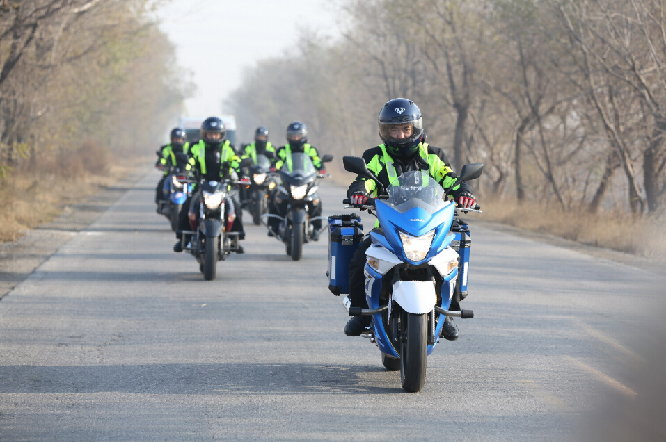 GW250自由之旅:天津—滨州