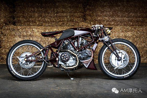 集荣耀于一身改装澳门威尼斯人在线娱乐平台蒸汽朋克Ducati