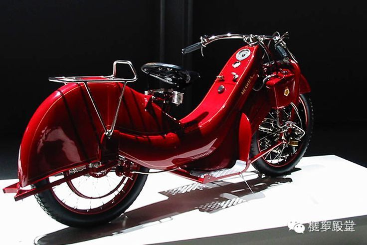如此奇形怪状的摩托车,你见过几个?