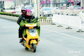 安全骑行,远离悲剧!