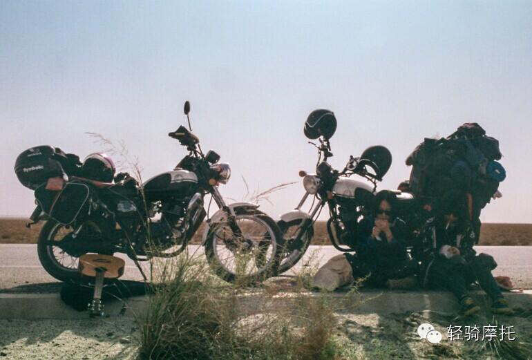 走在丝绸之路上轻骑U侠万里行活动(第三辑)
