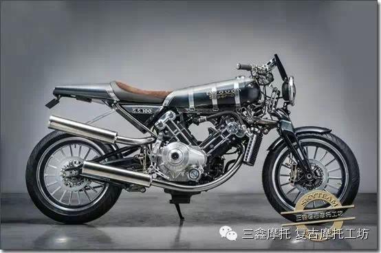 摩托车中的劳斯莱斯:BroughSuperior