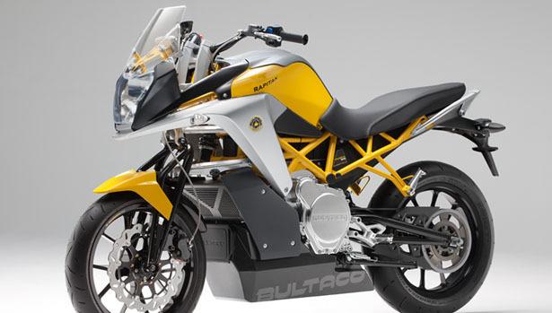 """电动""""大黄蜂""""新时代能源机器BultacoRapitan"""