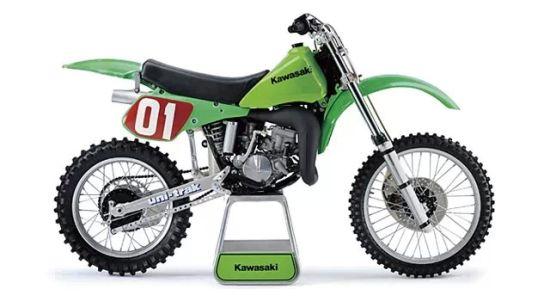 川崎:AMA超级摩托车锦标赛中常胜将军
