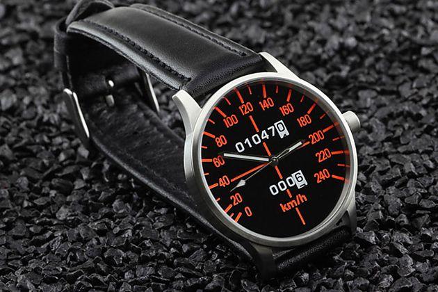 本田CBX1000速度腕表看上去有点意思