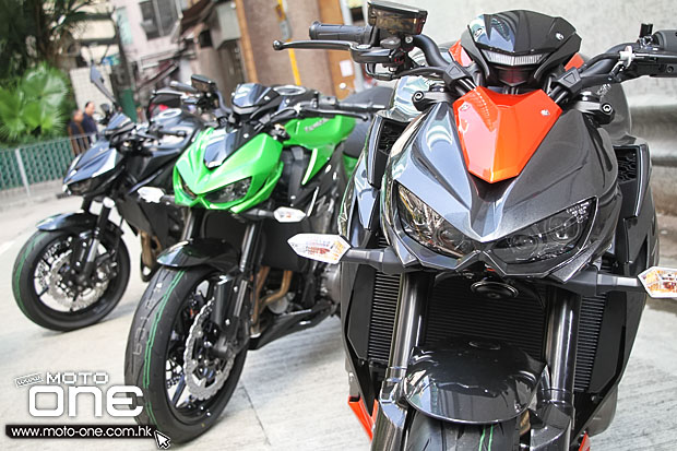 2015KawasakiZ1000新三色香港上市