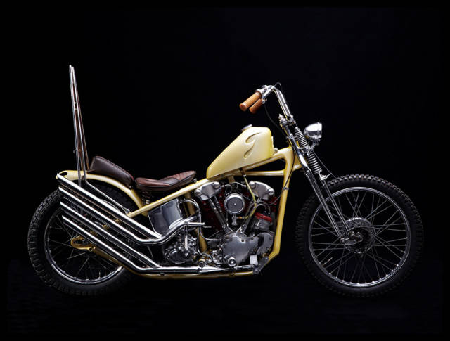 《TheRide》:8台最棒的复古手作摩托