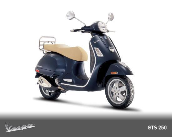 VespaGTS250:意大利原汁原味城市全能车