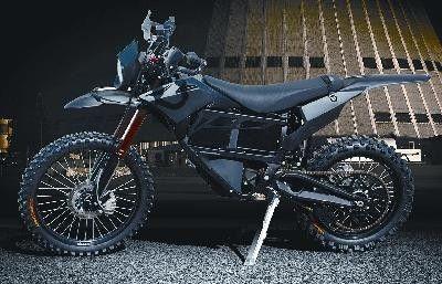 """美军研制""""无声鹰""""摩托车:将装备特种部队"""