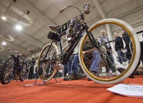 多伦多举办北美国际摩托车展