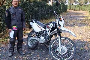 雅马哈越野摩托车XTZ125测评