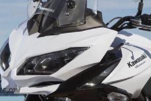 2015款川崎Versys 650即将国内上市