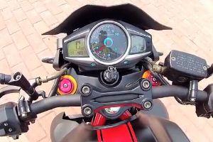 飞肯FK250-A加速时间及极速视频