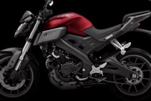 2015雅马哈MT-125摩托车