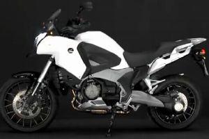 本田VFR1200X重型拉力摩托车
