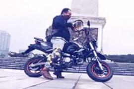 宗申互联网摩托车――锐酷ZS125GY-5