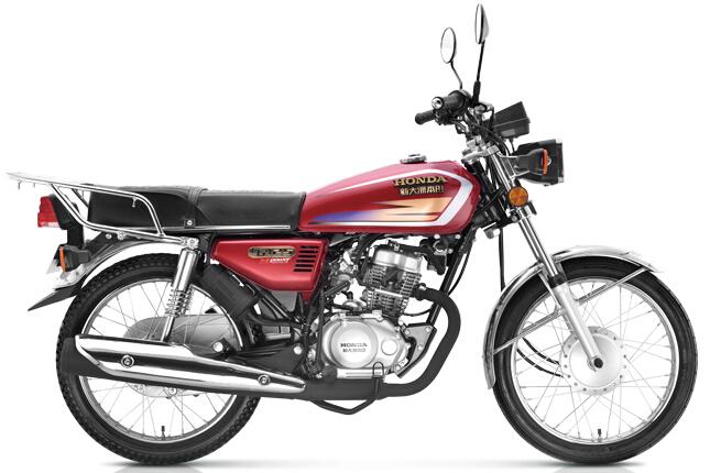 新大洲本田 CG125SDH125-7E
