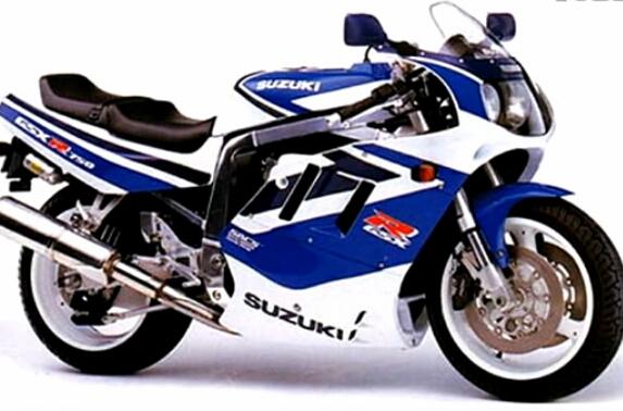 经典车型:铃木GSXR750历代车款(1985—2009)