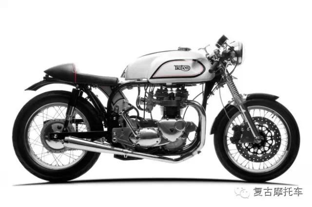 复古摩托车诺顿Norton
