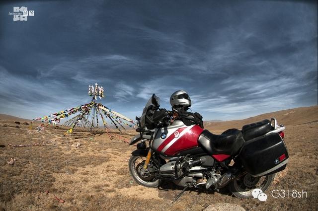 喜欢摩托旅行它就像一种毒药
