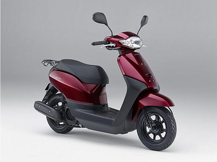 Honda推出新型电喷小踏板TACT50