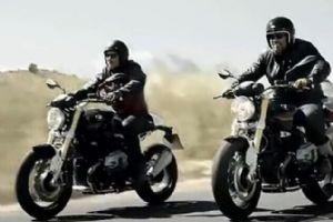 灵魂能量 宝马新款复古摩托车R nineT